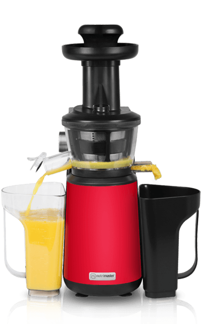 Prestige Slow Juicer With Salad Maker : Nutrimaster