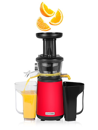 Nutrimaster Slow Juicer : Nutrimaster